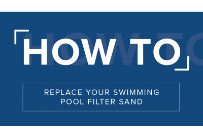 2. How to check if your Filter Sand needs to be replaced