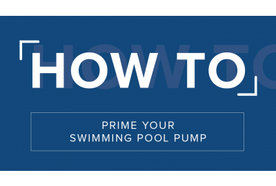 3. How to Prime Your Swimming Pool Pump