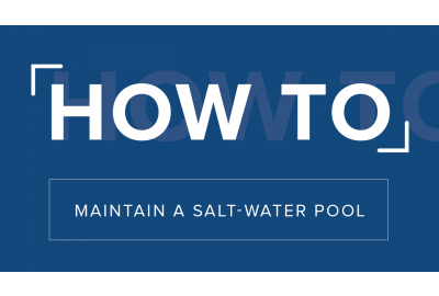 4. Maintaining a Saltwater Pool