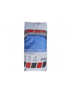 Cemcrete Pool Plaster White 40KG