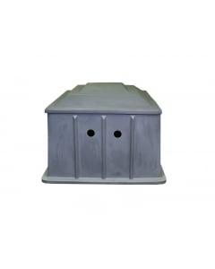 Pump Box Grey - 900 x 900 x 700mm