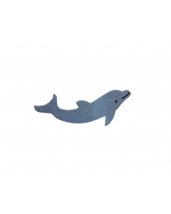 Ceramic Dolphin Mosaic - Large