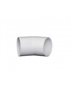 PVC Fitting 45° Elbow 32mm