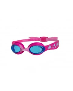 Zoggs Little Twist Goggles Pink - 1-6 Years