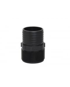 Nylon Male Combination Adaptor 40mm