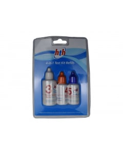 HTH Test Kit 3,4 and 5 Refill