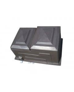 Aqua Pro Pump Combi Housing Grey