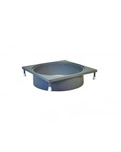 Aqua Pro Weir Deck Collar Grey