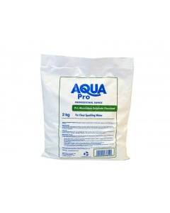 Aqua Pro Aluminium Sulphate Flocculant 2kg